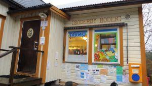 Söderby-Boden på Pellinge