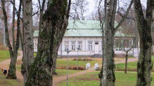 Kapellparken i Lovisa