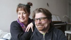 Kati Kivilahti-Fagerudd och Martin Fagerudd sköter musik och koreografi på Lurens i sommar.