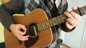 en gitarr