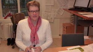 Lena Johansson är rektor för Axxell