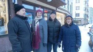 BioRex  och Arbetarinstitutens personal är glada över att filmklubben i Jakobstad fortsätter