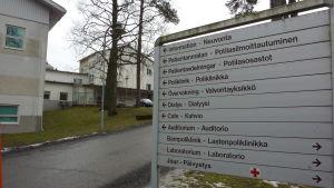 Sjukvården i Västnyland får tillfällig direktör