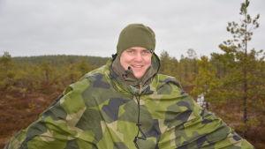 kurjenrahka nationalpark, savojärvi rundslinga, patrik berghäll,