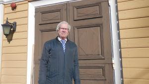 Historikkommitténs ordförande, Bo Kronqvist