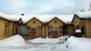 Jalavan kauppa Taivalkoskella on perustettu jo vuonna 1983.