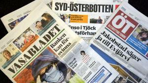 Hss-medias tidningar.