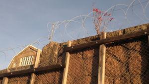 Gamla fängelsebyggnader på Kakolabacken
