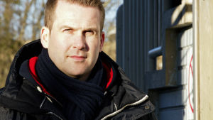 Verkställande direktör Niklas Österludn TPS fotboll