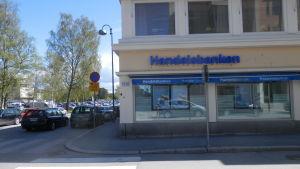 Handelsbankens kontor i Jakobstad