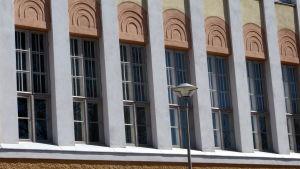 skolbyggnad