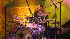 Ringo Starr with his All-Starr Band in Paris, 26 June 2011