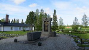 Vörå kyrkas gravgård