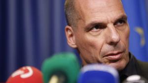 Graklands tidigare finansminister Yanis Varoufakis