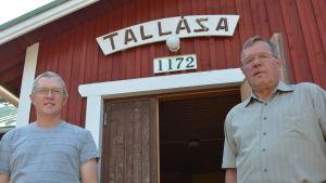 Markus Grönqvist och Torsten Grönkvist.