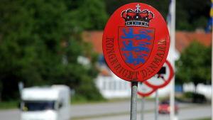 Gränsen mellan Danmark och Tyskland
