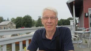 Ingåbon Bengt Jansén vill gärna låna ut sig åt asylsökande.