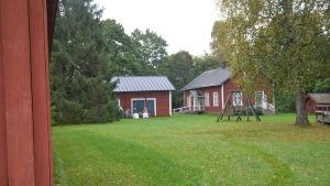 Tidsresa vid Gammelgården i Ingå