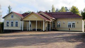 Svartbäck skola i Pyttis