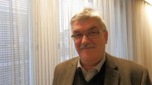 Peter Björk, ordförande för Österbottens Handelskammares trafikutskott