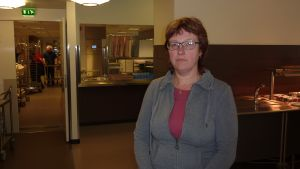 Tove Damén-Wikholm är kosthållschef i Raseborg