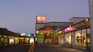 citymarketkvarteret i borgå