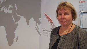 Tiina Suominen är chef för Immigrationsenheten vid Migrationsverket.