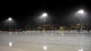 Våt konstis i Borgå