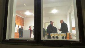 Vernissage i Almska gården i Lovisa