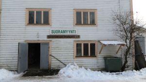 Strömsbergs kvarn i Borgå säljer egna produkter