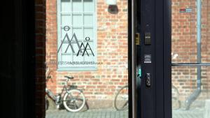 Dörr vid Åbo Akademi