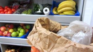 Grönsaker och frukter