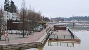 sommarrestaurangen wilhelm å i borgå 31.03.16