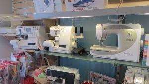 Moderna, digitala symaskiner