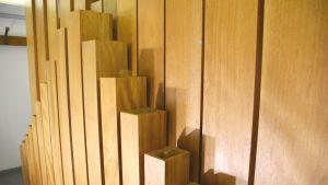 Orgeln i Näsebackens kapell.