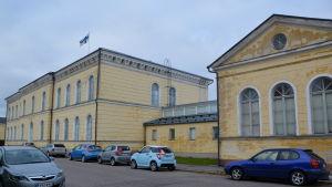 Borgå gymnasium hösten 2016