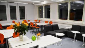 klassrum i lyceiparkens skola i borgå