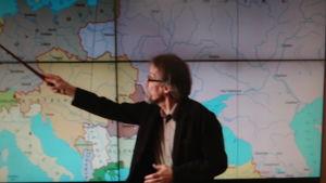 Svante Lundgren i filmen Map of Salvation