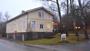 Dalmed i Dalsbruk.