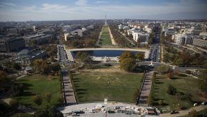 The National Mall i Washington.