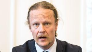 Den sannfinländske riksdagsledamoten Juho Eerola