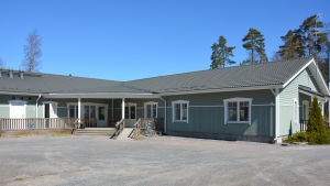 Villa Stella i Ekenäs.