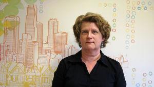 Kaija Ray är utvecklingschef på Vates-stiftelsen