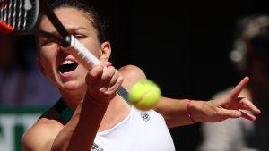 Simona Halep, tennisspelare från Rumänien.