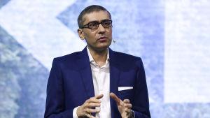 Nokias vd Rajeev Suri
