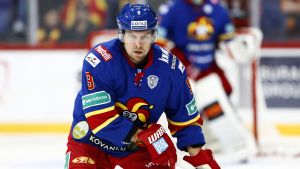 Niklas Hagman, Jokerit, september 2014