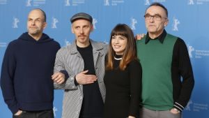 Trainspotting-teamet i Berlinale.