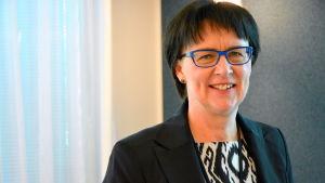 Ulla Mäki-Lohiluoma, verkställande direktör på Vaasa Parks.