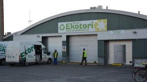 Nya Ekotori i Åbo finns på Järngatan.