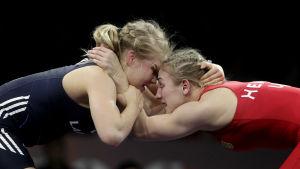 Petra Olli, Finlands största medaljhopp vid OS i Rio?